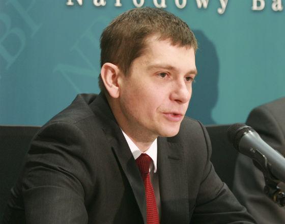Jacek Kotłowski, dyrektor w Instytucie Ekonomicznym NBP (fot. NBP)