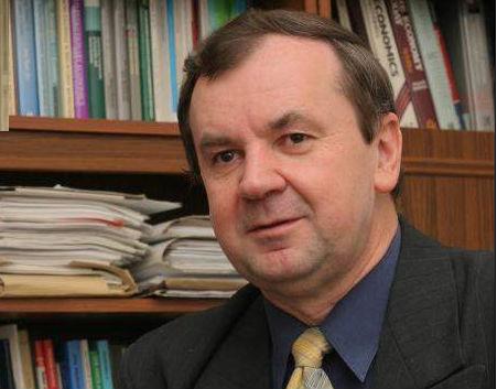 prof. Witold Kwaśnicki (fot. arch. autora)