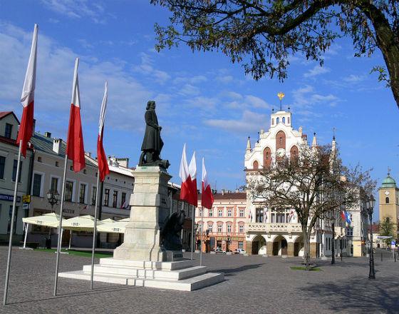 Rzeszów, jeden z powiatów o najwyższym wskaźniku rozwoju społecznego (CC BY-NC Thomas N.)