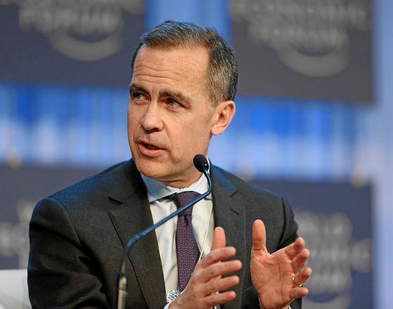 Zamiast jastrzębiem Bank Anglii woli być gołębiem