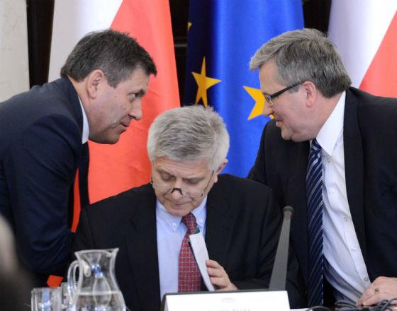 Bez zmniejszenia wydatków nie ma mowy o wejściu do strefy euro