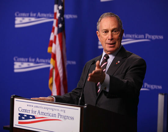 Bezmyślny Bloomberg