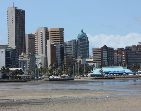 Durban w Republice Południowej Afryki (CC BY-NC-ND Kleinz1)