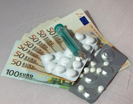 Wydatki na zdrowie rosną na całym świecie