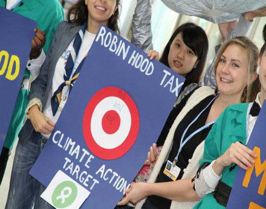 Podatek Robin Hooda nie uratuje przed kryzysem