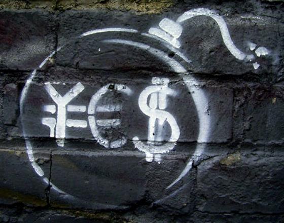 W wojnach walutowwych trudno złapać winowajców za rękę