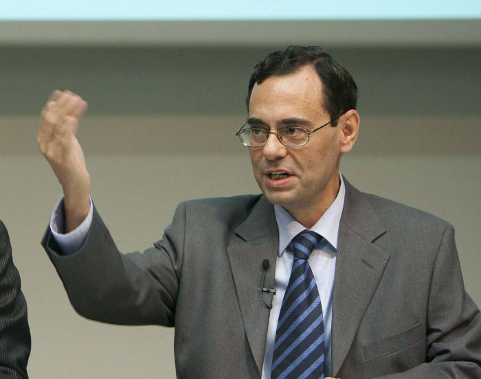 Jaime Caruana - jego raport (BIS) jest ostrzeżeniem (Fot. PAP)