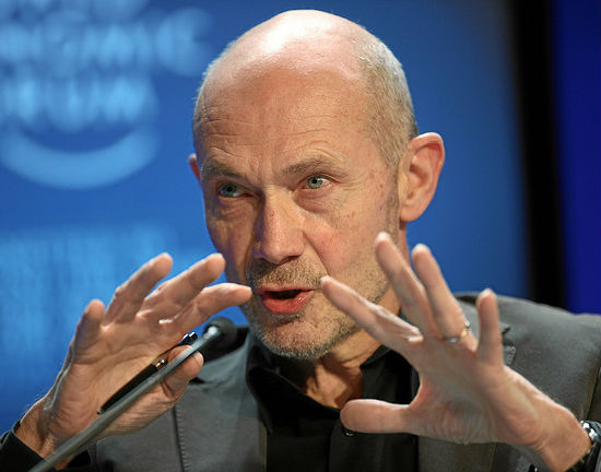 Pascal Lamy (CC BY-NC-SA World Economic Forum)