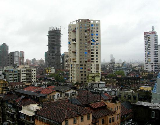 Boom na rynku to winny katastrof budowlanych w Indiach