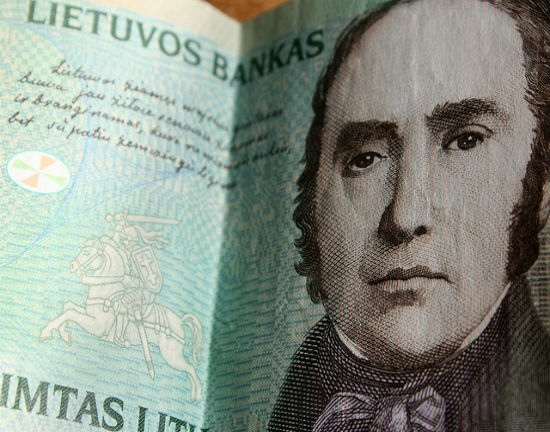 Czy Litwa powinna wejść do strefy euro?