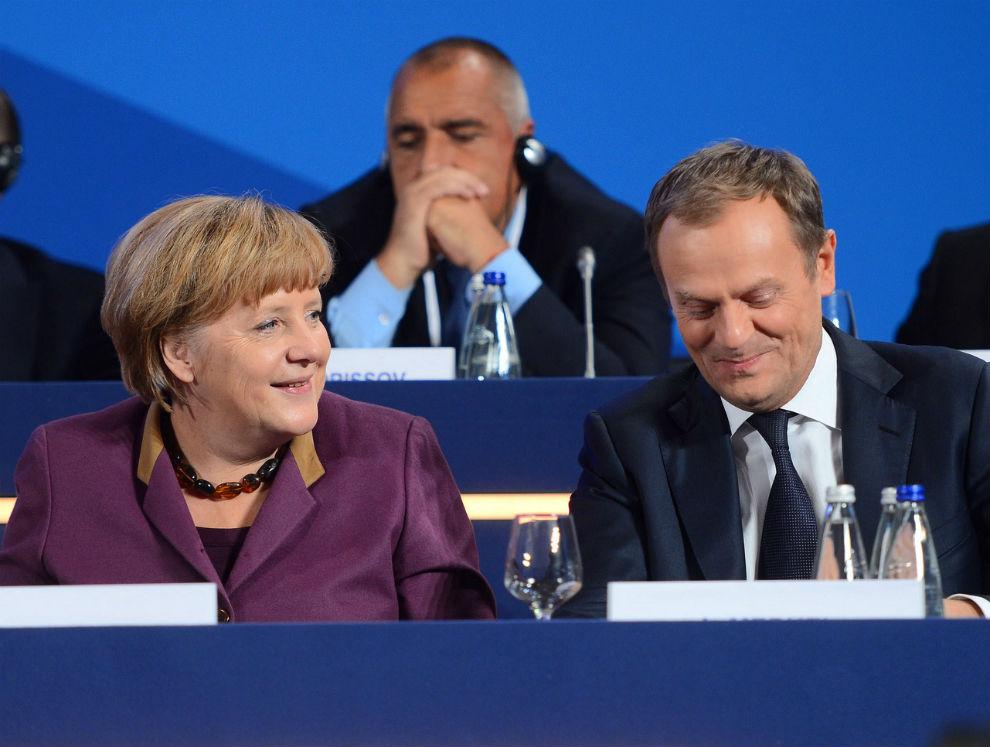 Europa Centralna wpada w orbitę Niemiec
