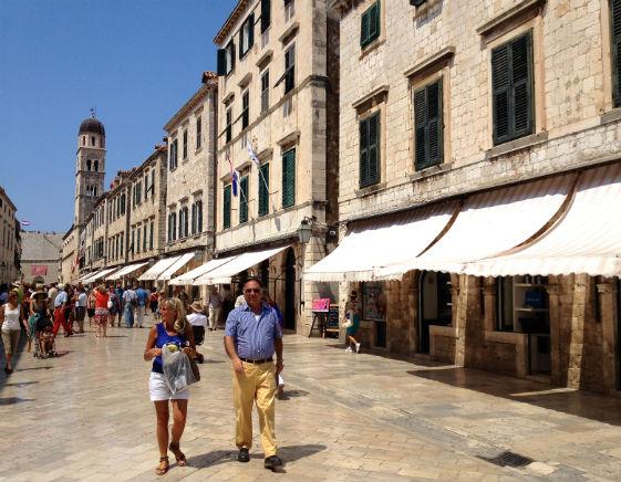 Turystyka ratuje gospodarkę Chorwacji