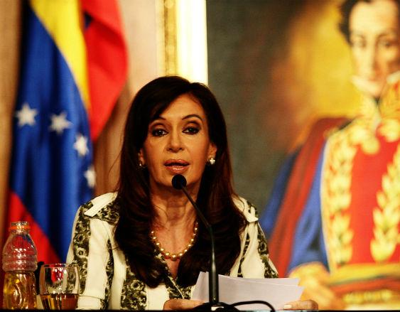Cristina Fernandez de Kirchner (CC BY-NC-SA 2.0 by Bernardo Londoy)