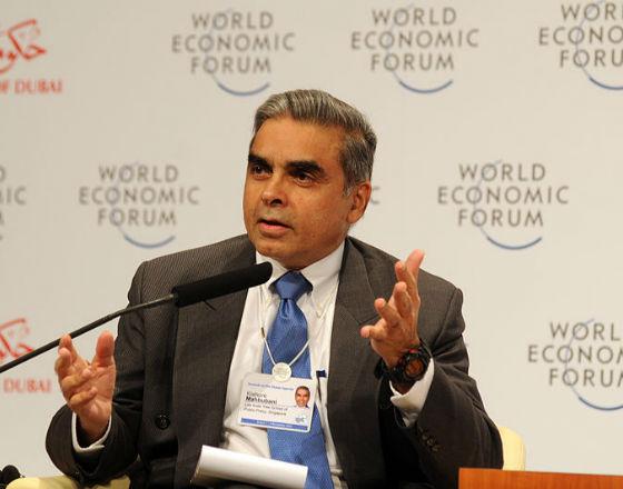 Kishore Mahbubani (CC BY-SA World Economic Forum Summit on the Global Agenda 2008)