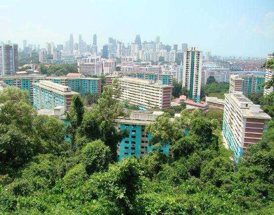 Singapur pokazał, jak zapewnić obywatelom tanie mieszkania