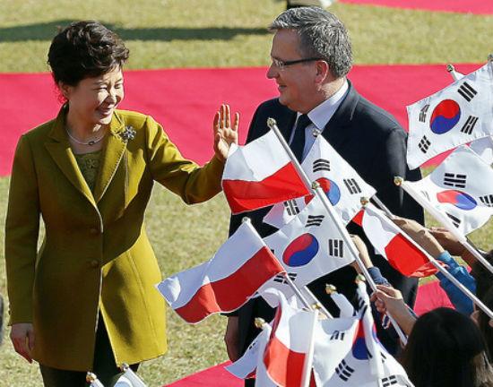 Inwestujmy w Korei i w Polsce