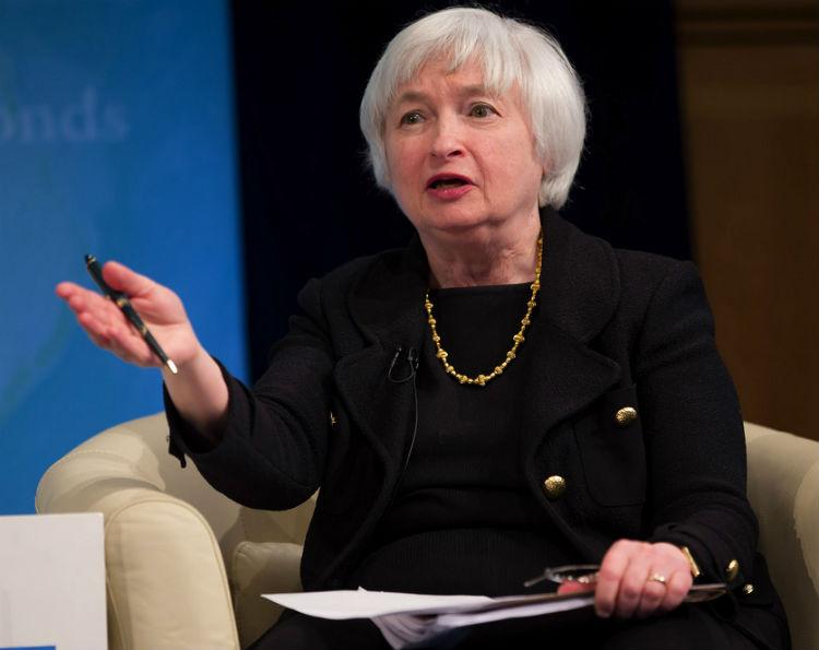 Janet Yellen (CC By NC ND International Monetary Fund)