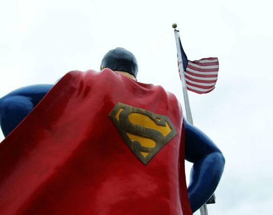 Bernanke prawie jak superbohater
