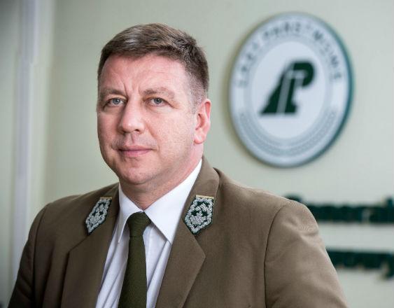 Adam Wasiak, dyrektor generalny Lasów Państwowych (Fot. materiały prasowe LP)
