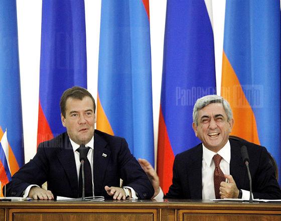 Armenia też postawiła na Unię Celną