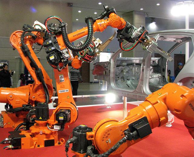 Druga era robotów