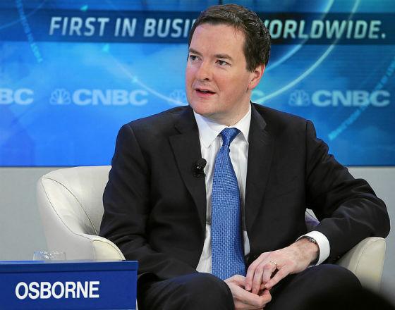 George Osborne: Zmiany strukturalne nie mogą być prowadzone kosztem wiarygodnej polityki fiskalnej CC BY-NC-SA World Economic Forum
