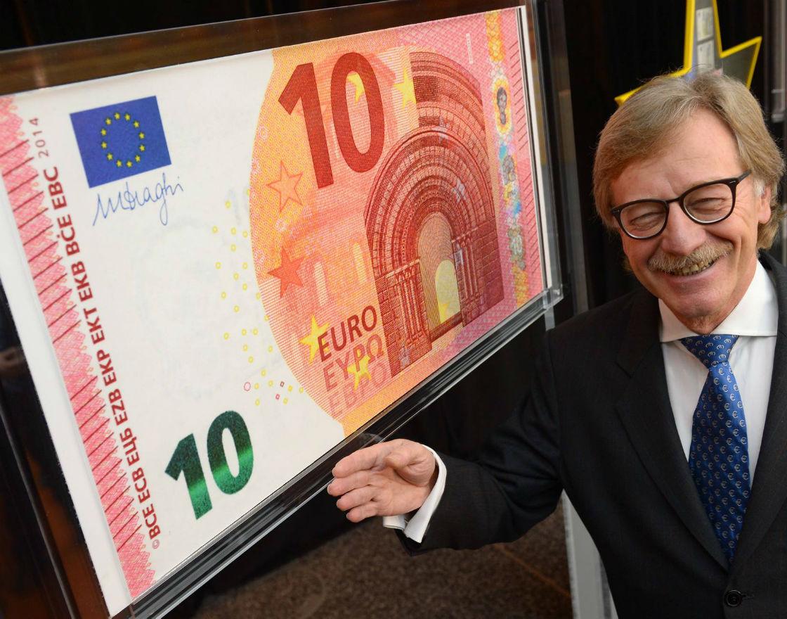Ryzyko rządowych długów i kryteria oceny złych kredytów to zdaniem Yvesa Merscha z EBC największe wyzwania dla nadzoru bankowego (Fot. PAP)