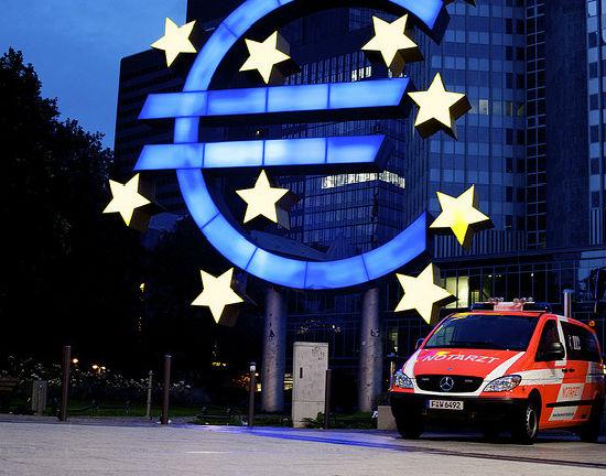 Europa zagrożona deflacją