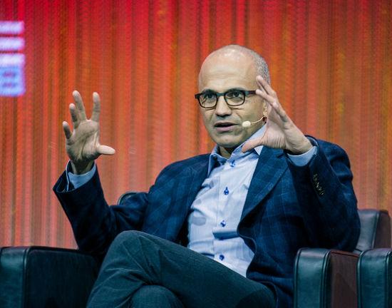 Trójgłowe szefostwo Microsoftu