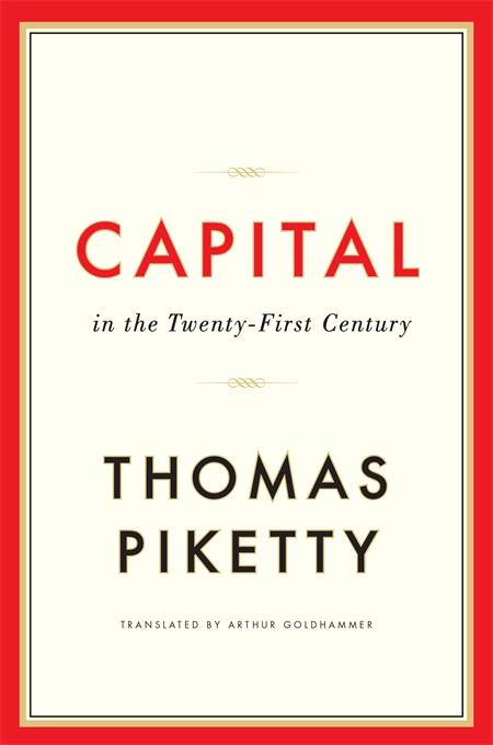 "Thomas Piketty, ""Capital in the XXI Century"""