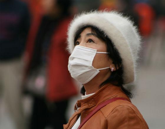 Chiński smok kontra smog