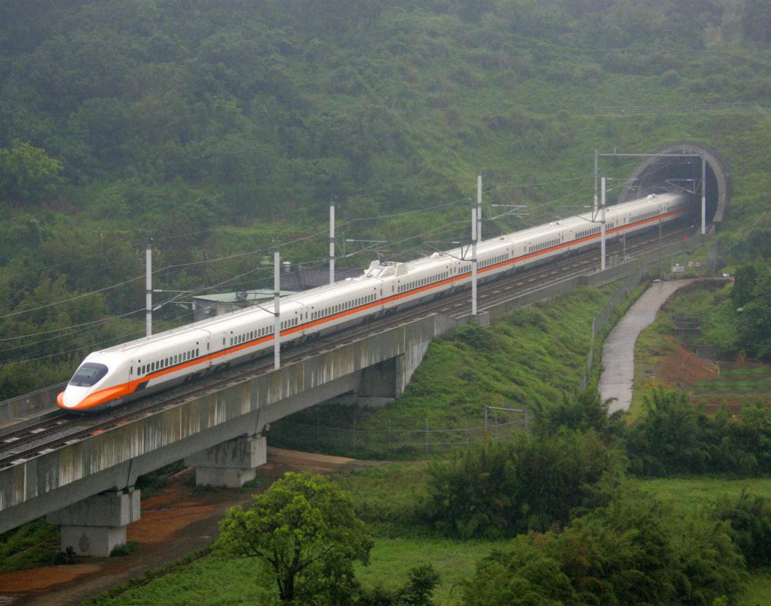 Szybka kolej na Tajwanie (CC By NC ND jiadoldol)