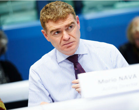 Mario Nava, foto: Komisja Europejska