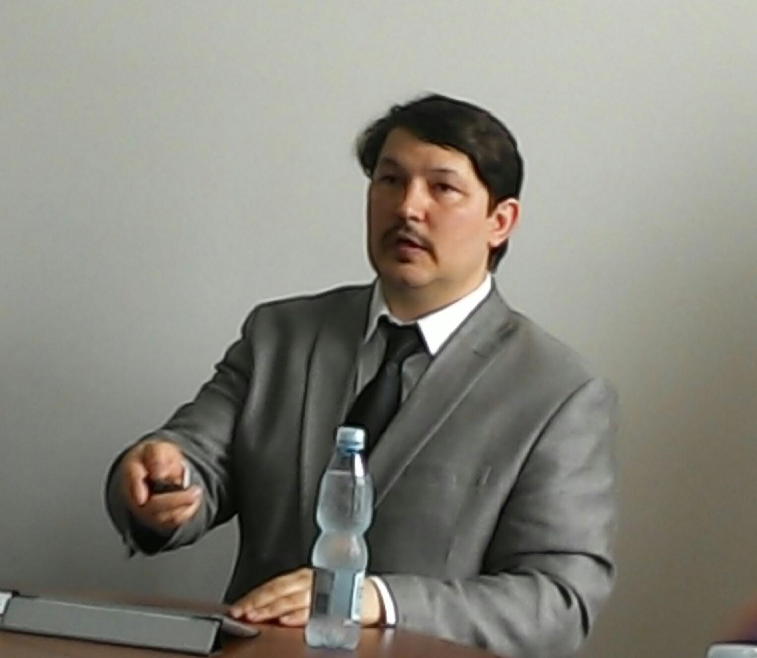 Vladimir Fedorenko (foto Adam Kaliński)