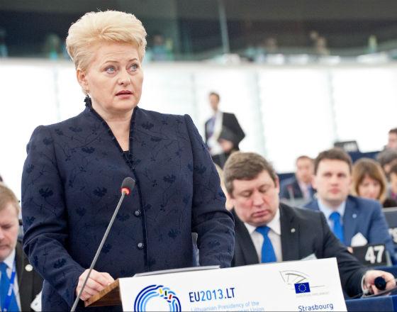 Litwa przyjmuje euro
