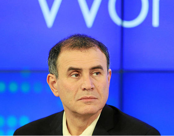 Nouriel Roubini (CC BY-SA World Economic Forum)