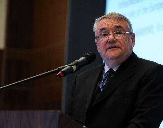 László Baranyay, wiceprezes EBI (Fot. Europejski Kongres Finansowy)
