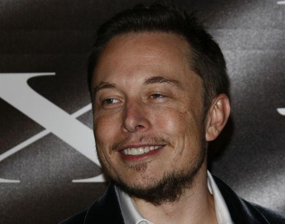 Elektryzujący Elon Musk