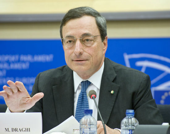 Mario Draghi (CC BY-NC-ND European Parliament)