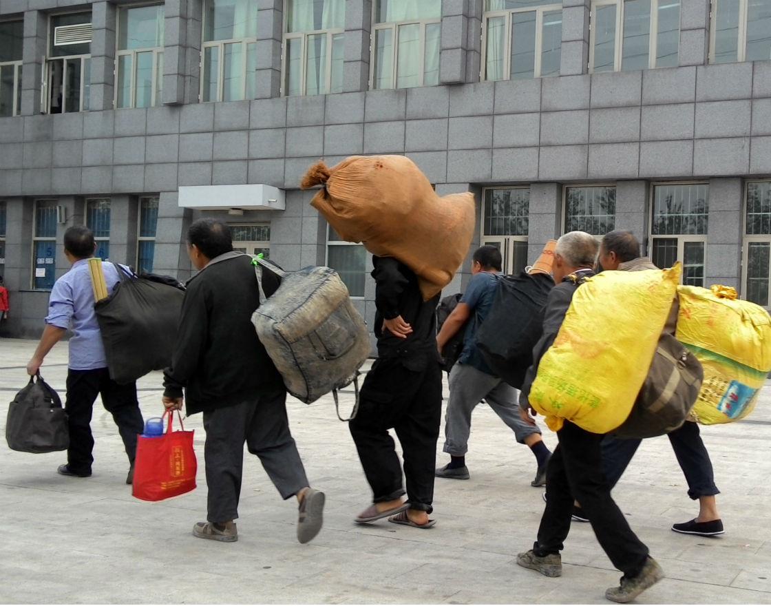 Chiny: obywatel ze wsi obywatelem I kategorii