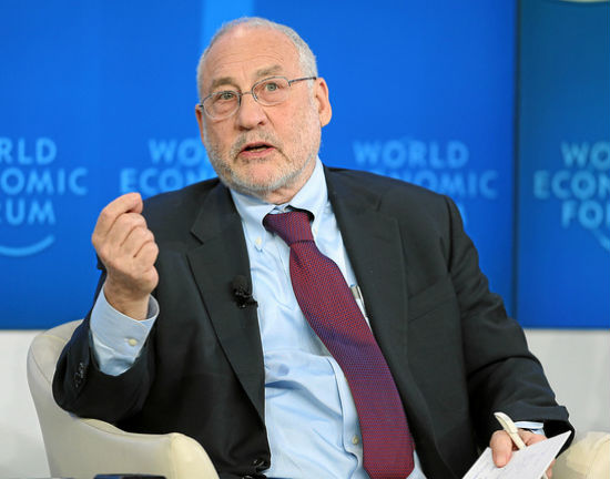 Joseph Stiglitz ( CC BY-NC World Economic Forum)