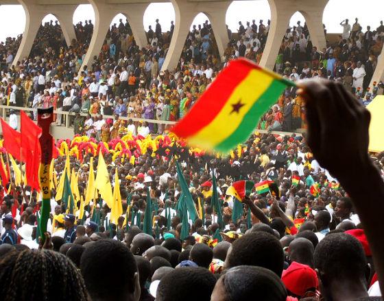 Dzień Niepodległości w Ghanie w 2007 r. (CC By Oluniyi Ajao)