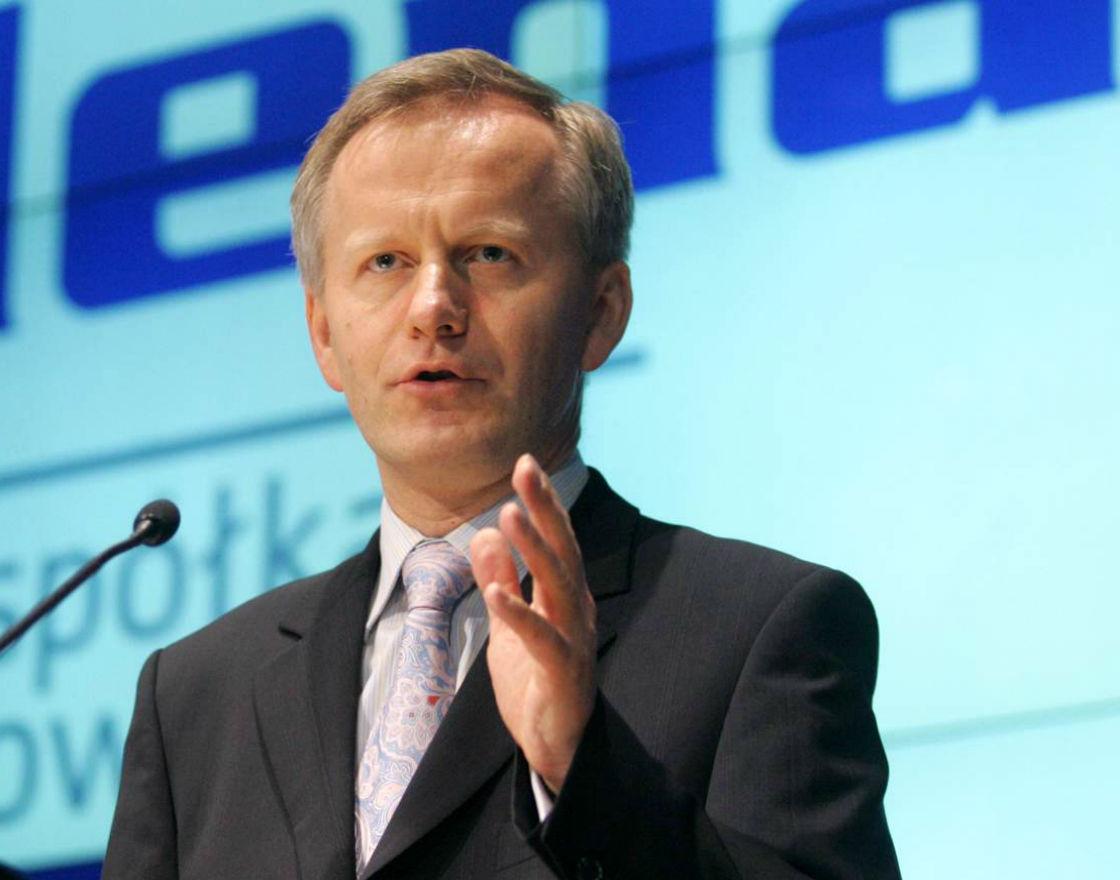 Krzysztof Domarecki (fot. PAP)