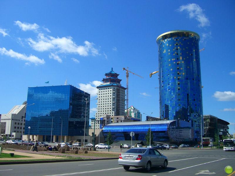 Astana Kazachstan flickr CC By NC ND petrOlly
