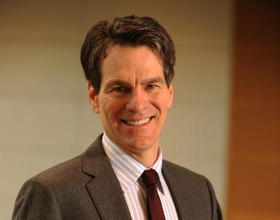 Prof. John Cochrane jest zwolennikiem odejścia od systemu rezerw cząstkowych (zdjęcie autora)