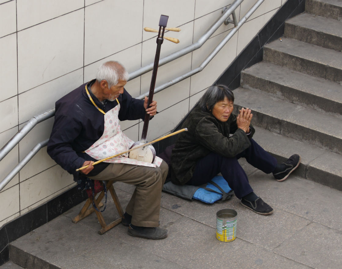 Nierówności w Chinach to nic groźnego