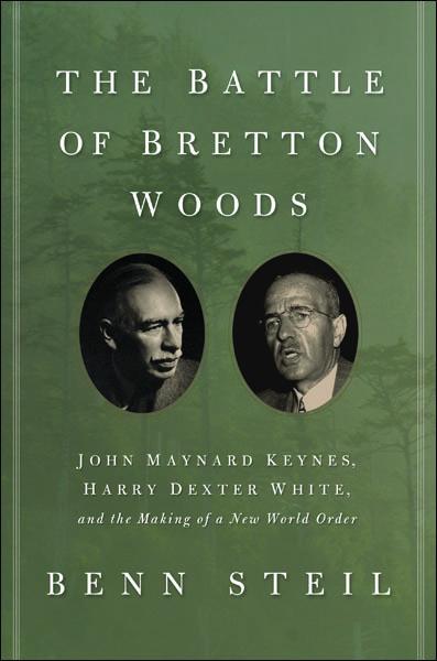 do Pinskiego, Bretton Woods - cover