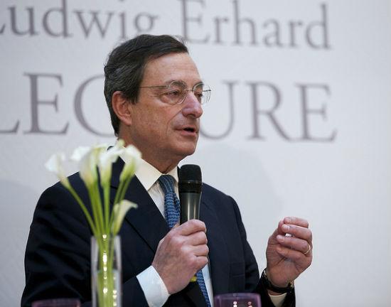 Zdeterminowany Draghi