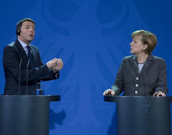 Europa z kulą u nogi