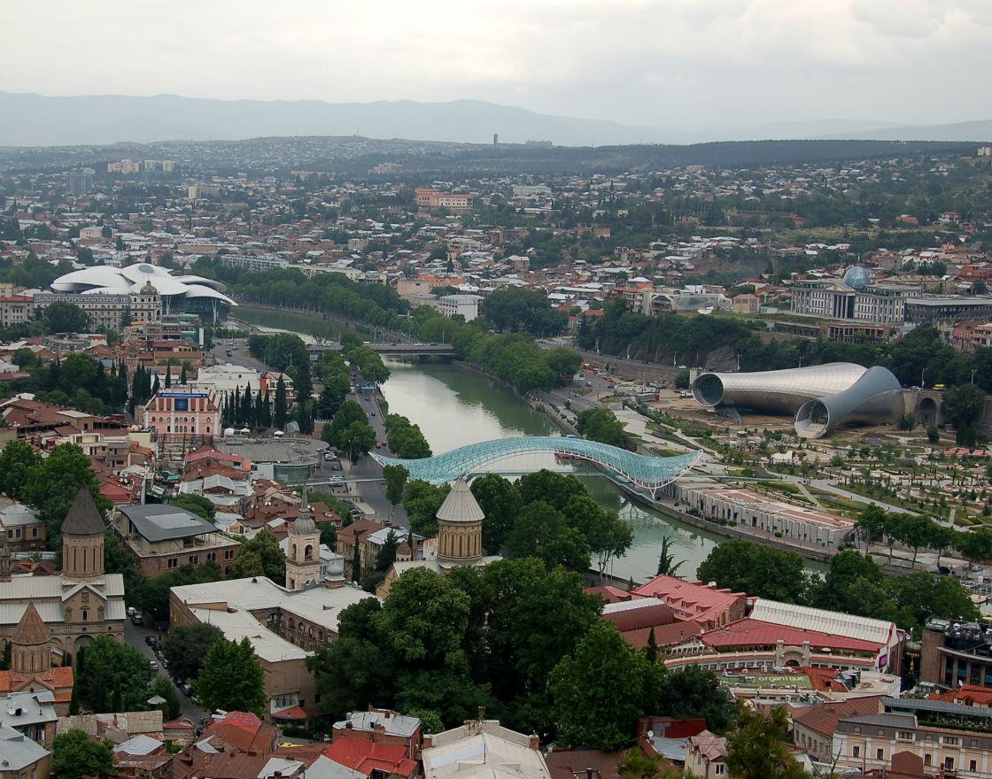 Tbilisi (CC By KM)